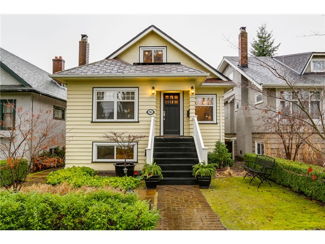 Main Photo: 761 W 26TH Avenue in Vancouver: Cambie House for sale (Vancouver West)  : MLS® # V1097757