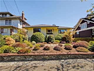Main Photo: 89 Wellington Avenue in VICTORIA: Vi Fairfield West Single Family Detached for sale (Victoria)  : MLS® # 349717