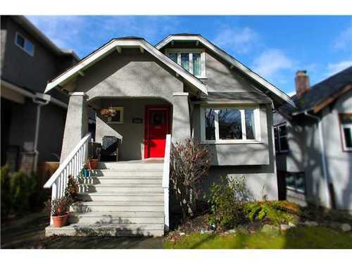 Main Photo: 3465 20TH Ave W in Vancouver West: Dunbar Home for sale ()  : MLS® # V873952