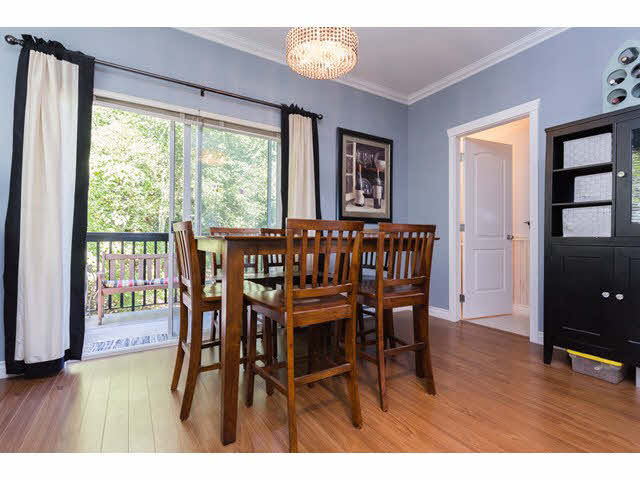 "Photo 5: 11 5839 PANORAMA Drive in Surrey: Sullivan Station Townhouse for sale in ""Forest Gate"" : MLS(r) # F1448630"