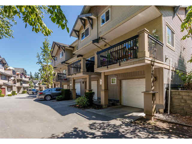 "Photo 19: 11 5839 PANORAMA Drive in Surrey: Sullivan Station Townhouse for sale in ""Forest Gate"" : MLS(r) # F1448630"