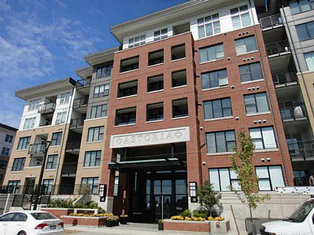 "Main Photo: 406 9399 ALEXANDRA Road in Richmond: West Cambie Condo for sale in ""ALEXANDRA COURT"" : MLS® # V1140538"