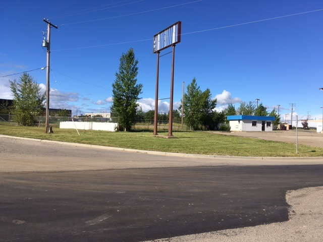 Main Photo: 9823 ALASKA Road in Fort St. John: Fort St. John - City SW Land Commercial for sale (Fort St. John (Zone 60))  : MLS® # C8004200