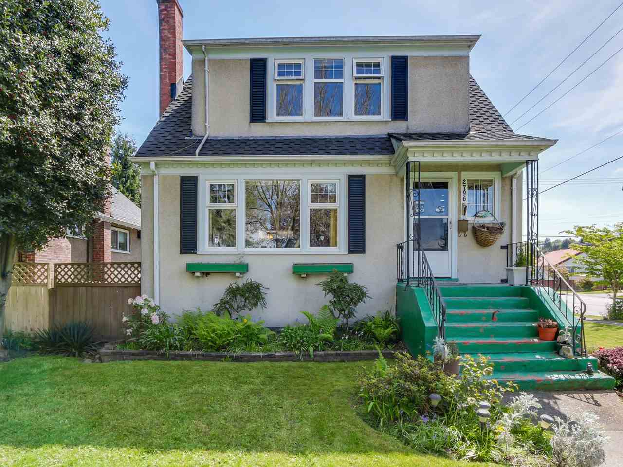 Main Photo: 2796 W 21ST Avenue in Vancouver: Arbutus House for sale (Vancouver West)  : MLS® # R2078868