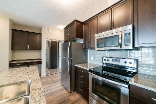 Main Photo: 412 5510 Schonsee Drive in Edmonton: Zone 28 Condo for sale : MLS(r) # E4045516