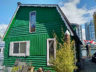 "Main Photo: 10 1301 JOHNSTON Street in Vancouver: False Creek House for sale in ""SEA VILLAGE MARINA LTD."" (Vancouver West)  : MLS(r) # R2172647"