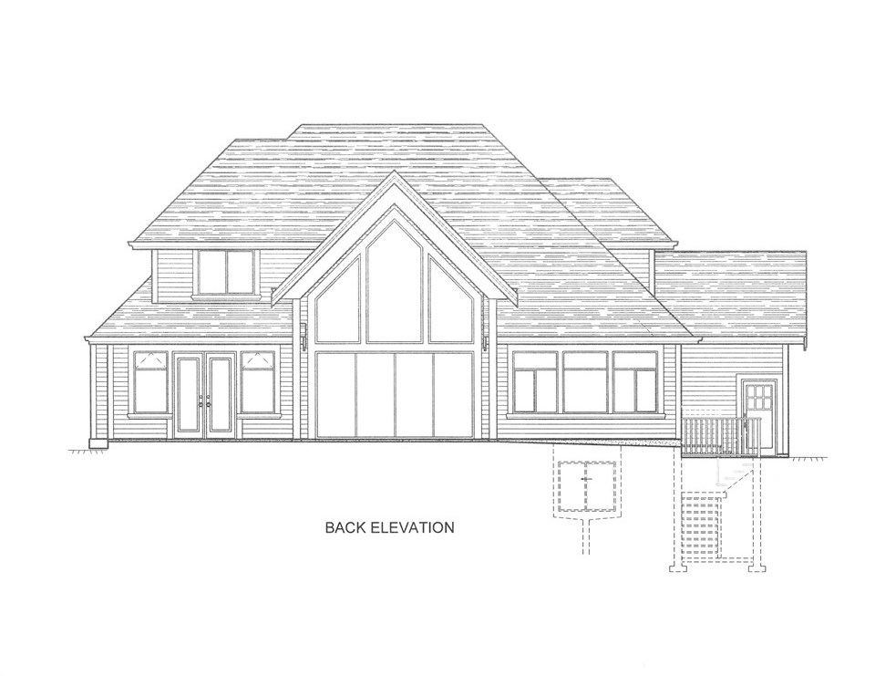 Back Elevation
