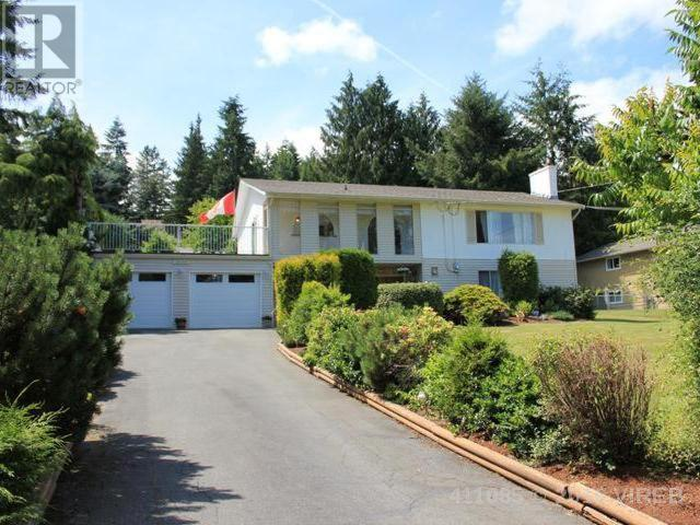 Main Photo: 2057 Lakeside Drive in Nanaimo: House for sale : MLS(r) # 411085