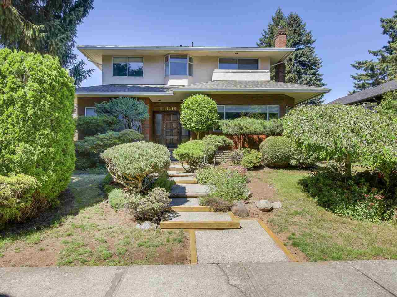 "Main Photo: 1419 W 53RD Avenue in Vancouver: South Granville House for sale in ""South Granville"" (Vancouver West)  : MLS(r) # R2180680"