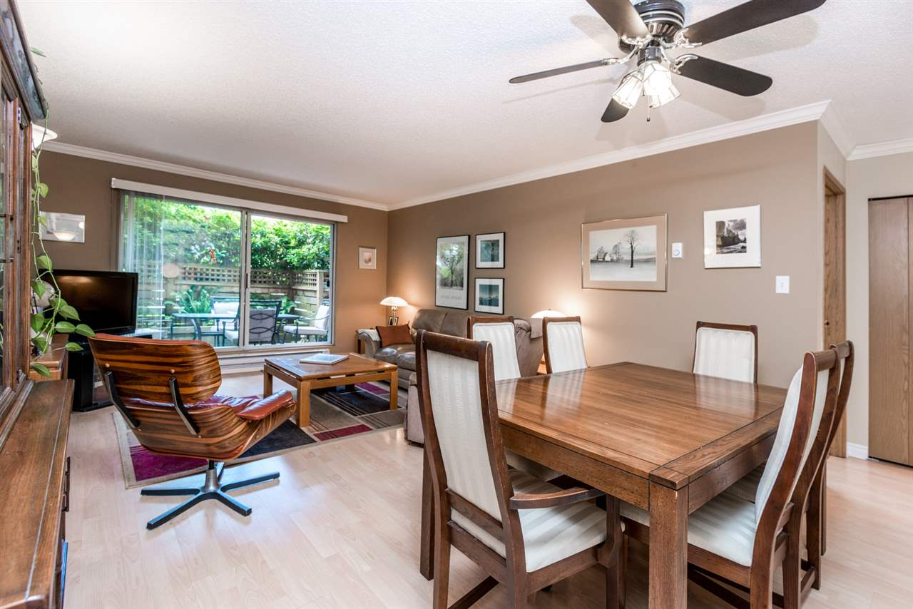 "Main Photo: 104 1050 HOWIE Avenue in Coquitlam: Central Coquitlam Condo for sale in ""MONTERREY GARDENS"" : MLS(r) # R2180872"