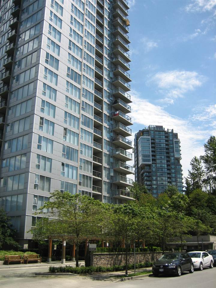 "Main Photo: 509 660 NOOTKA Way in Port Moody: Port Moody Centre Condo for sale in ""NAHANNIE"" : MLS®# R2182564"