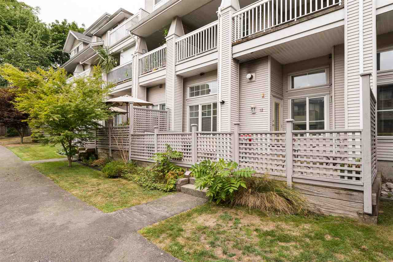 "Main Photo: 12 232 TENTH Street in New Westminster: Uptown NW Townhouse for sale in ""COBBLESTONE WALK"" : MLS® # R2198673"