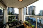 "Main Photo: 311 155 E 3RD Street in North Vancouver: Lower Lonsdale Condo for sale in ""THE SOLANO"" : MLS® # R2231269"