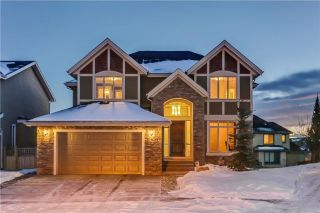 Main Photo: 64 WESTPARK Court SW in Calgary: West Springs House for sale : MLS® # C4162236