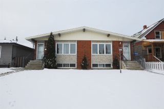Main Photo: 12742/12744 86 Street NW in Edmonton: Zone 02 House Duplex for sale : MLS® # E4094768