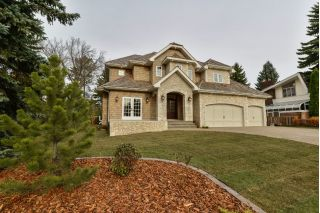 Main Photo: 47 Marlboro Rd in Edmonton: House for sale : MLS®# E4086612