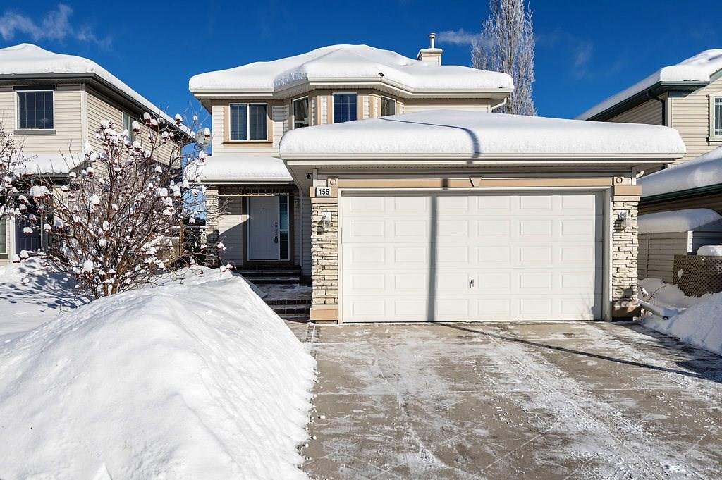 Main Photo: 155 Douglasglen Manor SE in Calgary: Detached for sale : MLS®# C4165480