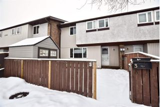 Main Photo:  in Edmonton: Zone 02 Townhouse for sale : MLS® # E4101115