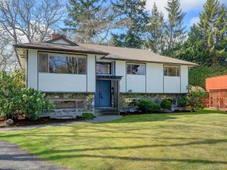 Main Photo: 3932 Oakdale Place in VICTORIA: SE Mt Doug Single Family Detached for sale (Saanich East)  : MLS® # 389058