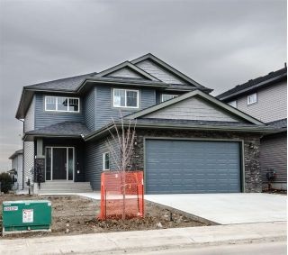 Main Photo:  in Edmonton: Zone 55 House for sale : MLS®# E4107352