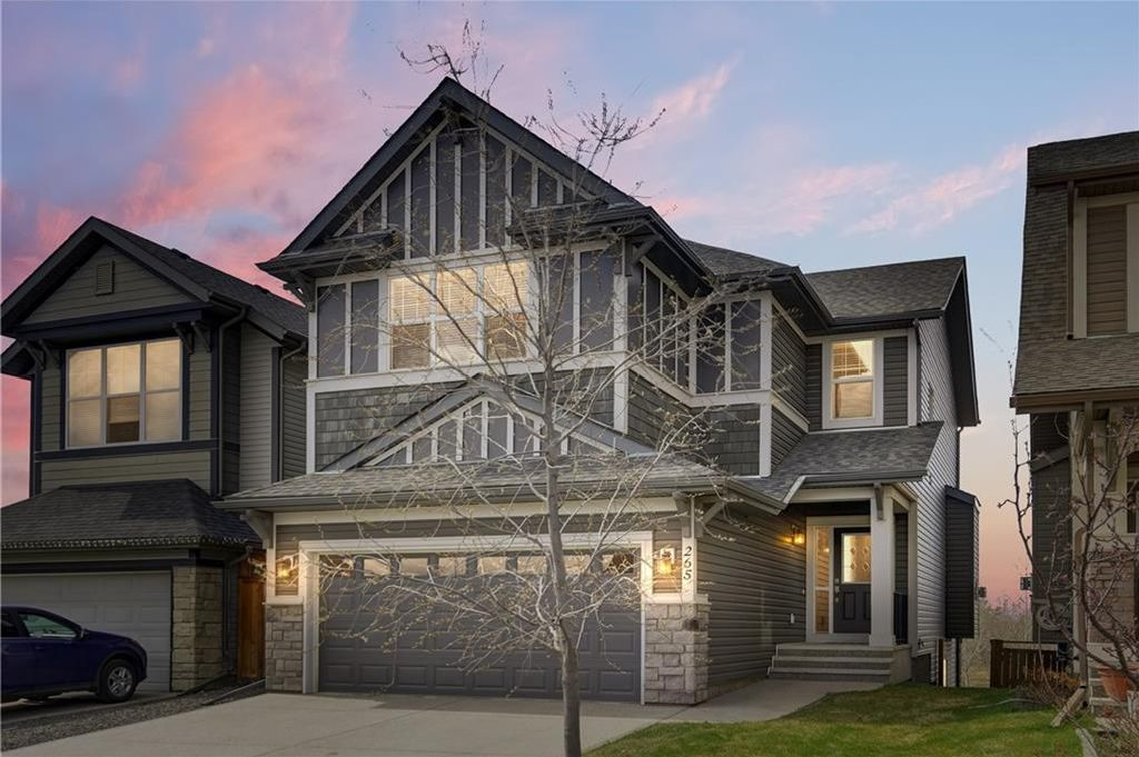 Main Photo: 265 AUBURN GLEN Manor SE in Calgary: Auburn Bay House for sale : MLS®# C4181161