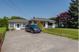 Main Photo: 47285 CHILLIWACK CENTRAL Road in Chilliwack: Chilliwack E Young-Yale House for sale : MLS®# R2269271