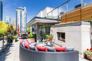 "Main Photo: PH602 1168 RICHARDS Street in Vancouver: Yaletown Condo for sale in ""Park Lofts"" (Vancouver West)  : MLS®# R2285395"