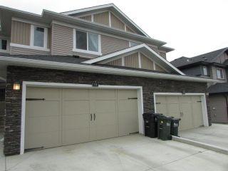 Main Photo: 18 11 AUGUSTINE Crescent: Sherwood Park House Half Duplex for sale : MLS®# E4129772