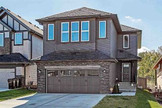 Main Photo: 58 AVEBURY Court: Sherwood Park House for sale : MLS®# E4130224