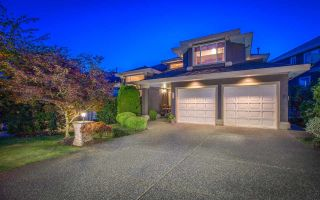 Main Photo: 17 HETT CREEK Drive in Port Moody: Heritage Mountain House for sale : MLS®# R2309572