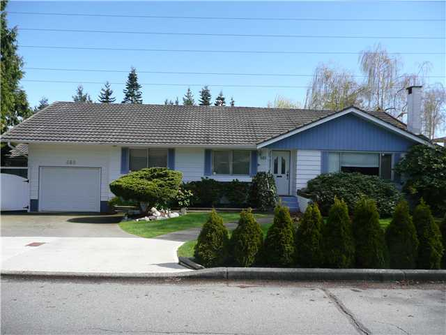 "Main Photo: 868 53A Street in Tsawwassen: Tsawwassen Central House for sale in ""TSAWWASSEN HEIGHTS"" : MLS® # V869050"