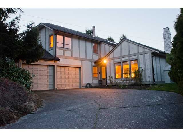 Main Photo: 5405 13A Avenue in Tsawwassen: Cliff Drive House for sale : MLS®# V1055901