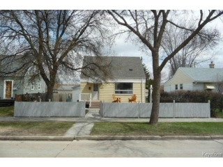 Main Photo: 417 Marjorie Street in WINNIPEG: St James Residential for sale (West Winnipeg)  : MLS® # 1407325
