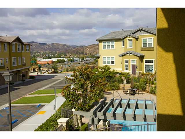 Photo 9: SANTEE Townhome for sale or rent : 3 bedrooms : 1053 Iron Wheel Street