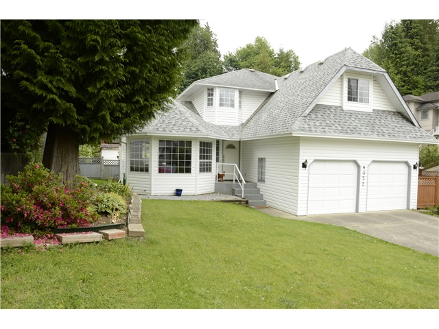 Main Photo: 8052 WAXBERRY Crescent in Mission: Mission BC House for sale : MLS® # F1413376