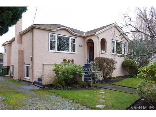 Main Photo: 436 Kipling Street in VICTORIA: Vi Fairfield West Single Family Detached for sale (Victoria)  : MLS®# 344863