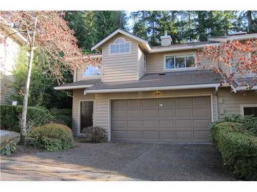 Main Photo: 54 DEERWOOD Place in Port Moody: Heritage Mountain Home for sale ()  : MLS® # V921225