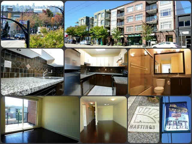 Main Photo: 405 2745 E HASTINGS Street in Vancouver: Hastings East Condo for sale (Vancouver East)  : MLS® # V1143391