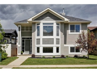 Main Photo: 124 LUXSTONE Place SW: Airdrie House for sale : MLS® # C4069765