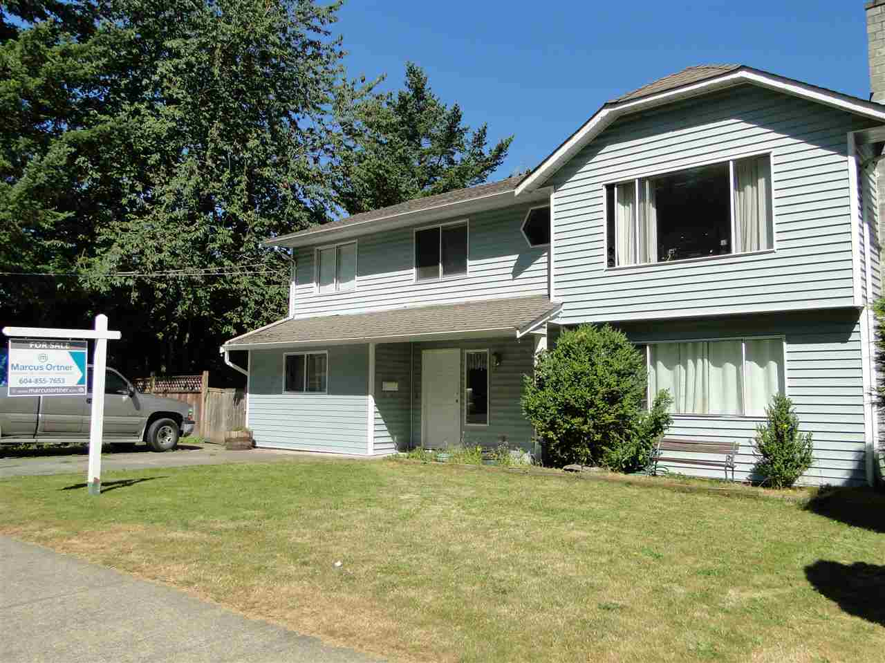 "Main Photo: 34657 IMMEL Street in Abbotsford: Abbotsford East House for sale in ""Bateman"" : MLS® # R2093348"