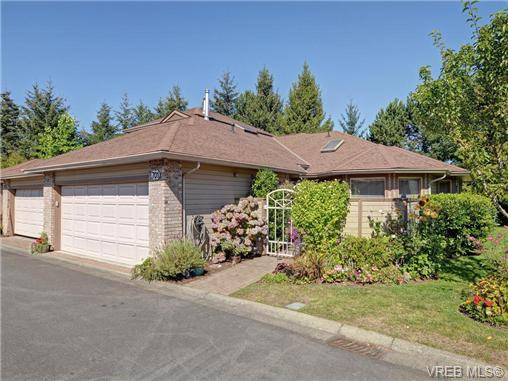Main Photo: 701 4515 Pipeline Road in VICTORIA: SW Royal Oak Townhouse for sale (Saanich West)  : MLS(r) # 369107
