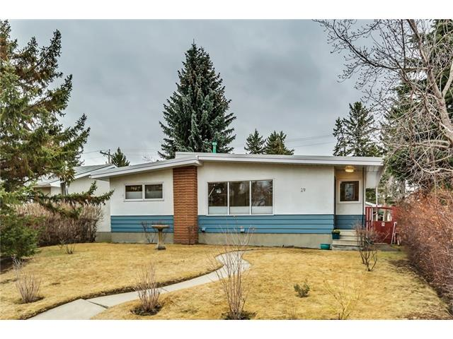 Main Photo: 29 KENTISH Drive SW in Calgary: Kingsland House for sale : MLS(r) # C4109332