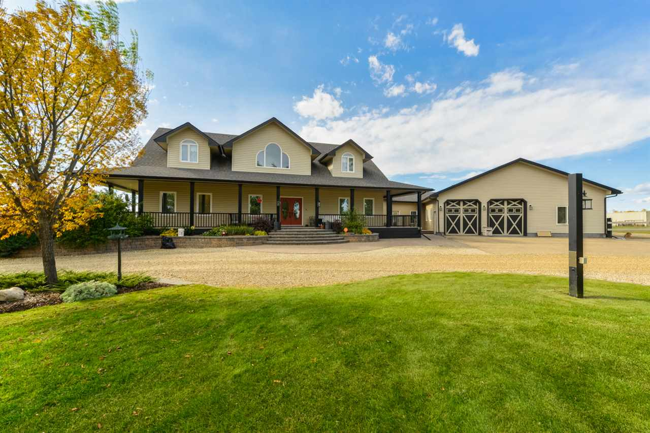 Main Photo: 2 1319 TWP RD 510: Rural Parkland County House for sale : MLS® # E4059620
