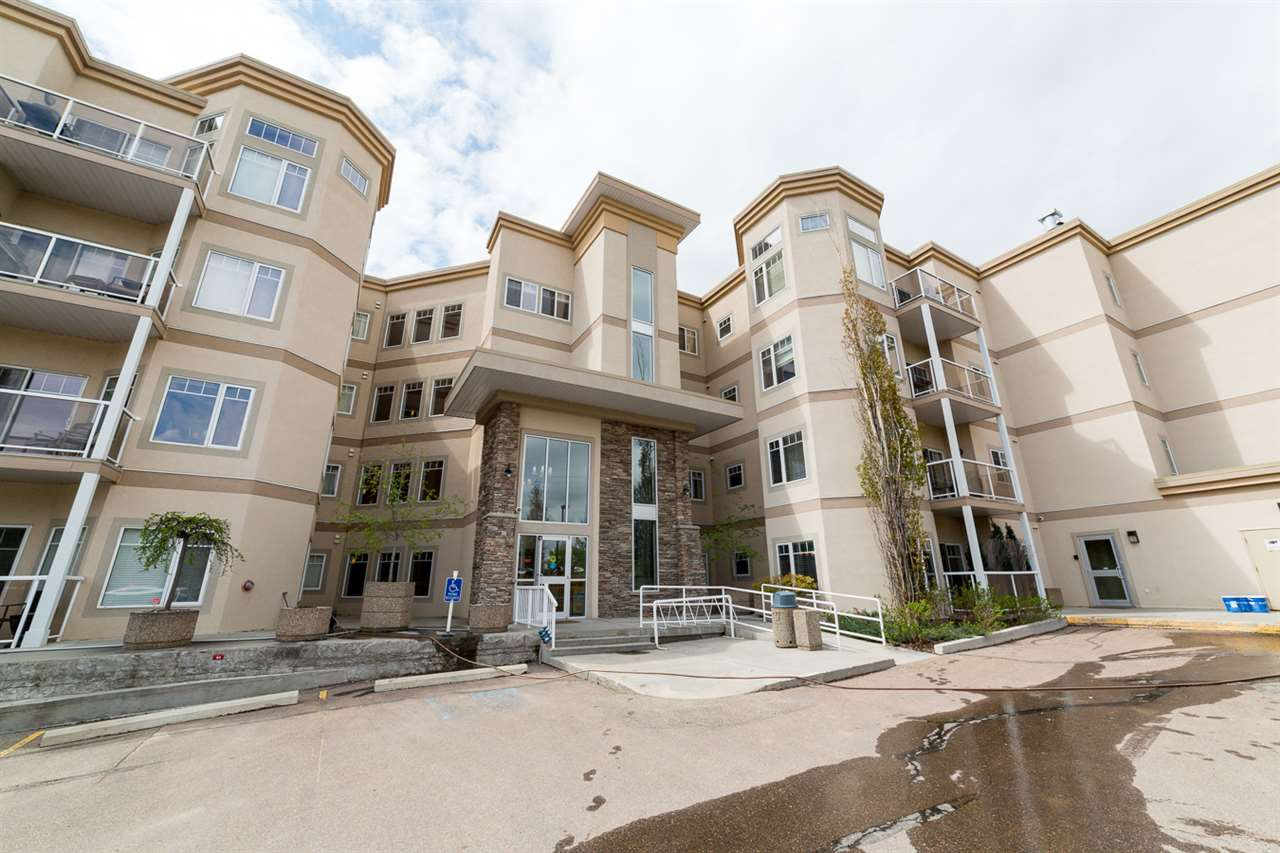 Main Photo: 210 5 GATE Avenue: St. Albert Condo for sale : MLS(r) # E4065053