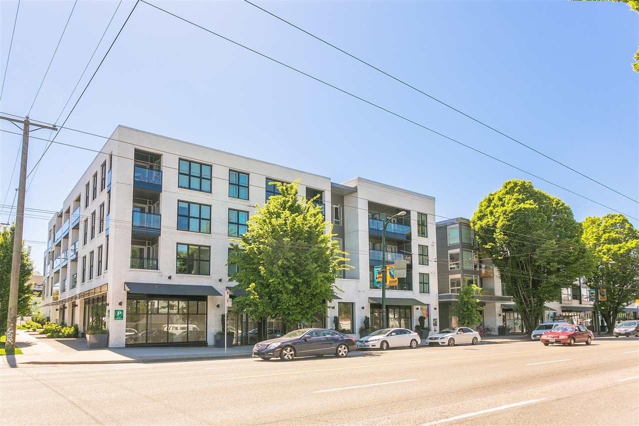 "Main Photo: 312 1588 E HASTINGS Street in Vancouver: Hastings Condo for sale in ""Boheme"" (Vancouver East)  : MLS(r) # R2169740"