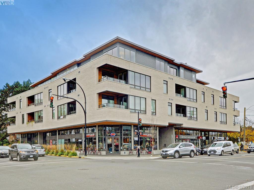 Main Photo: 308 1969 Oak Bay Avenue in VICTORIA: Vi Fairfield East Condo Apartment for sale (Victoria)  : MLS(r) # 379218