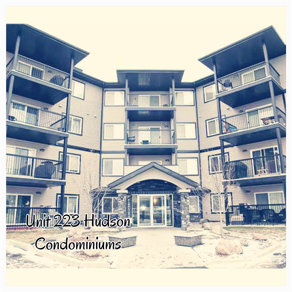 Main Photo: 223 5951 165 Avenue in Edmonton: Zone 03 Condo for sale : MLS® # E4075752