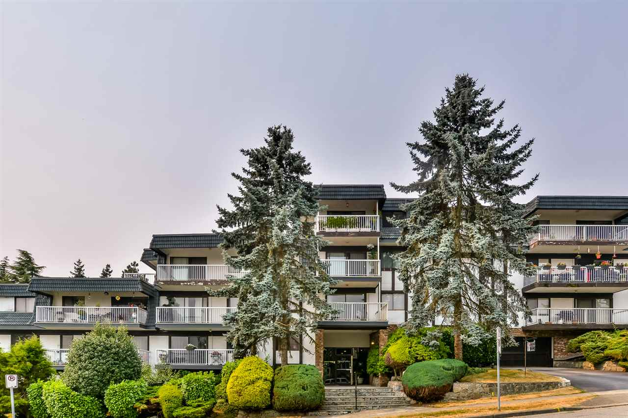"Main Photo: 305 371 ELLESMERE Avenue in Burnaby: Capitol Hill BN Condo for sale in ""WESTCLIFF ARMS"" (Burnaby North)  : MLS® # R2195654"