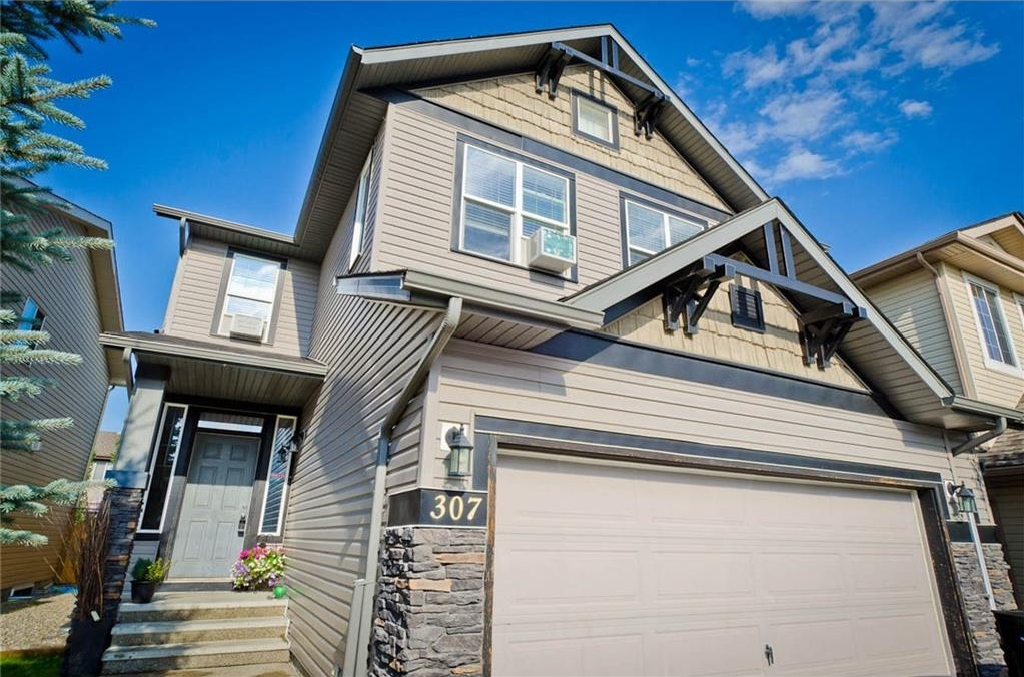 Main Photo: 307 CHAPARRAL RAVINE View SE in Calgary: Chaparral House for sale : MLS® # C4132756