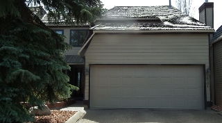 Main Photo: 637 Woodbridge Way: Sherwood Park Townhouse for sale : MLS® # E4077893